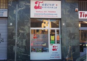 Sede Torino 3 Assistenza