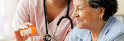 Assistenza anziani ospedaliera