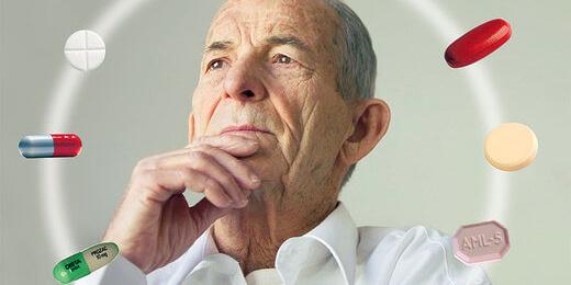 farmaci e anziani