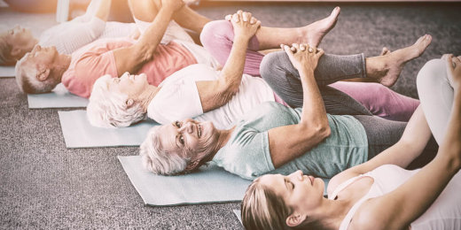 combattere la demenza praticando sport