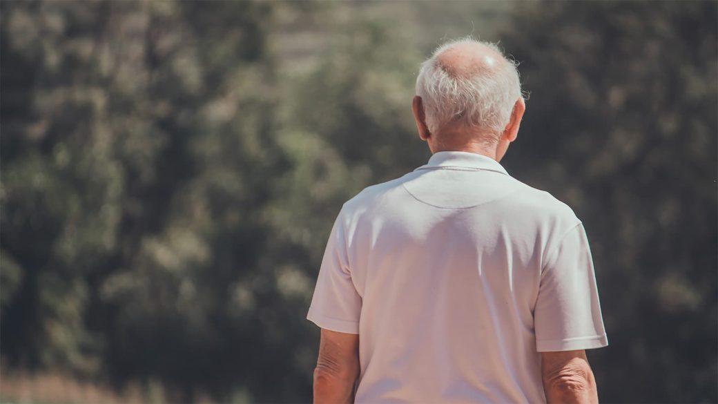 vagabondaggio e Alzheimer