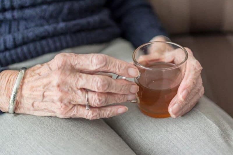 Alzheimer sintomi fisici