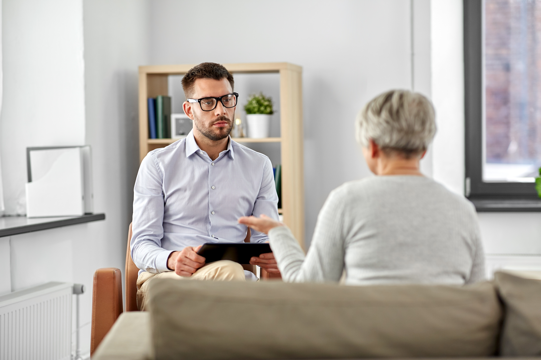 Psicologo a domicilio per anziani