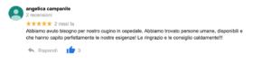 Recensione Angelica Campanile