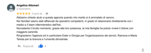 Recensione Angelina Altomari