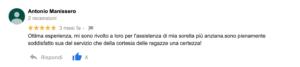 Recensione Antonio Manissero