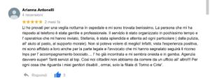 Recensione Arianna Antonelli