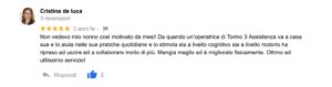 Recensione Cristina De Luca