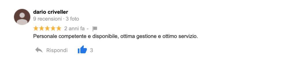 Recensione Dario Criveller
