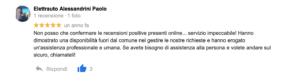 Recensione Elettrauto Alessandrini Paolo