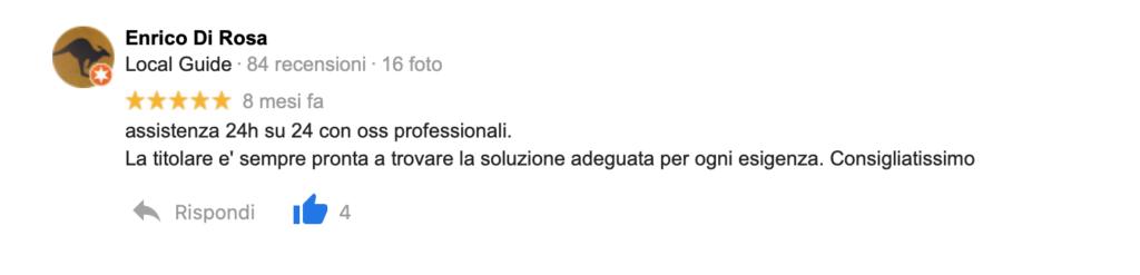Recensione Enrico Di Rosa