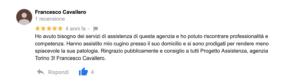 Recensione Francesco Cavallero