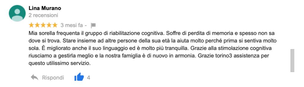 Recensione Lina Murano