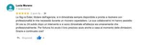 Recensione Lucia Murano