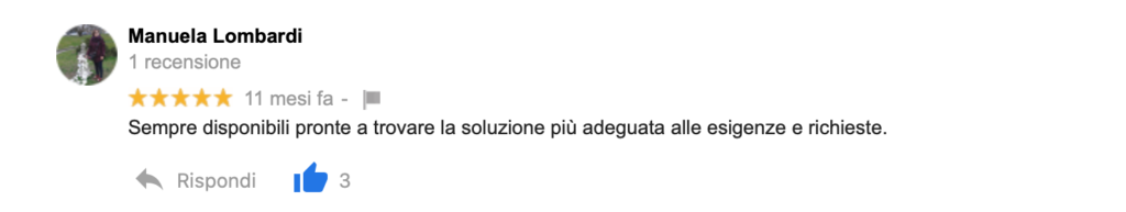 Recensione Manuela Lombardi