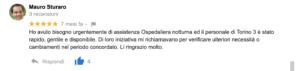 Recensione Mauro Sturaro