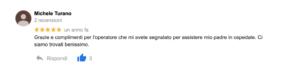 Recensione Michele Turano