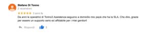 Recensione Stefano Di Tonno
