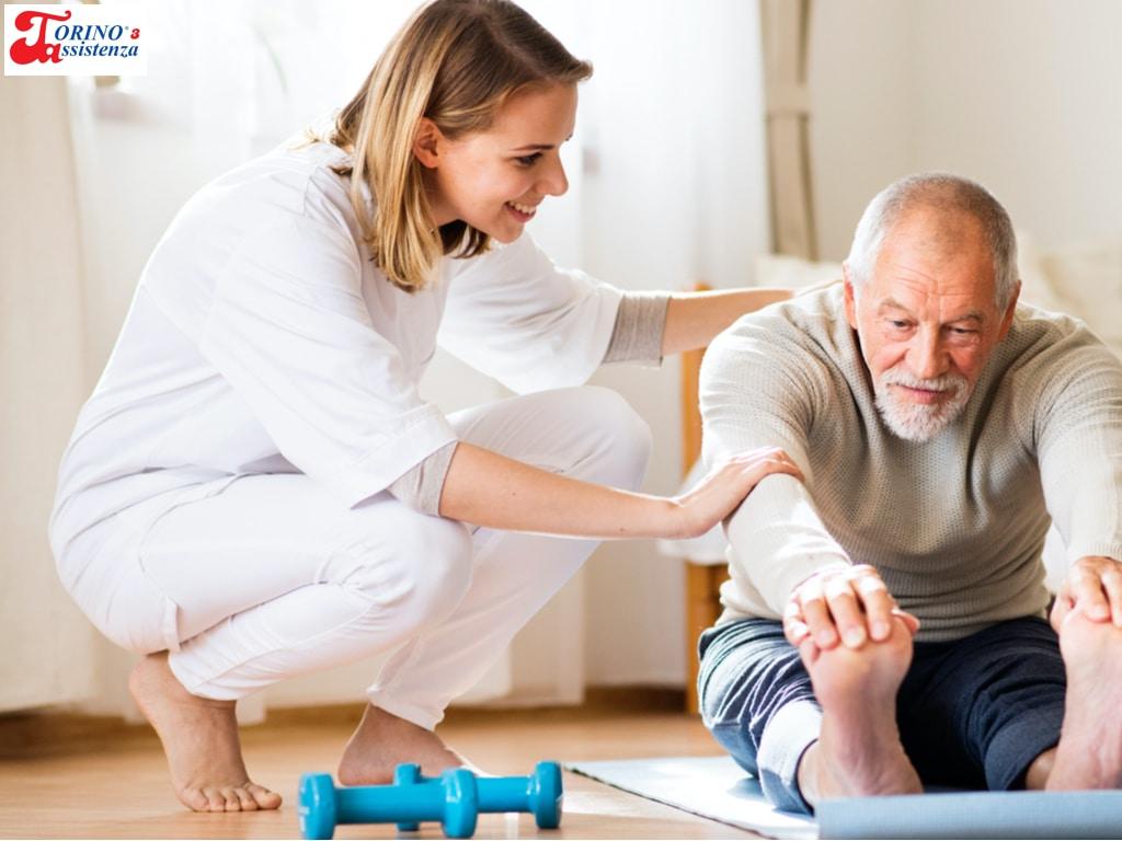 5 benefici della fisioterapia per gli anziani