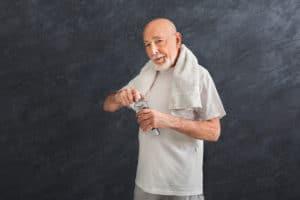 disidratazione anziani