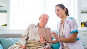 Nuovo progetto di lettura per anziani