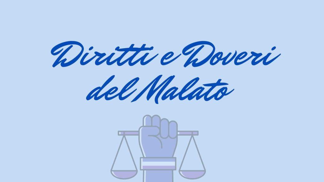 Diritti e Doveri del Malato